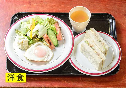 朝ごはん/洋食